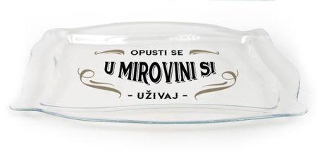 Slika za kategoriju Pladnjevi s natpisom