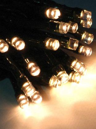 Slika BOŽIĆNA LAMPICA 300L LED ZELENA ŽICA